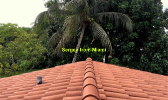 I perform minor roofing repair in Miami, roof repair, fix roof, repair roof leak, and roofer