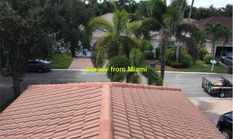 Fix the roof in Palm Beach County, Florida. Minor roof and roofer repair