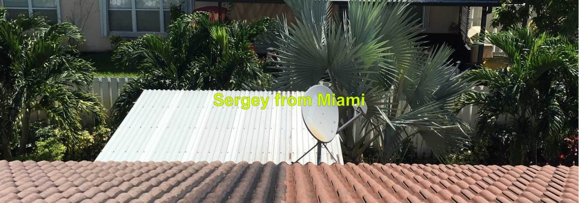 Low pressure washes and soft wash in Palm Beach County, Florida