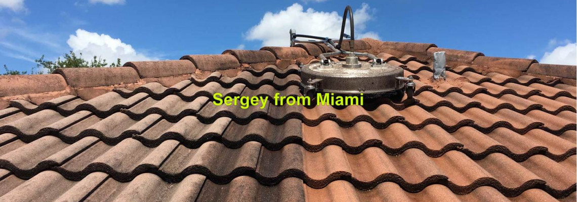 Pressure cleaning service in Broward county, Florida. Pressure washing, power cleaning, power washing