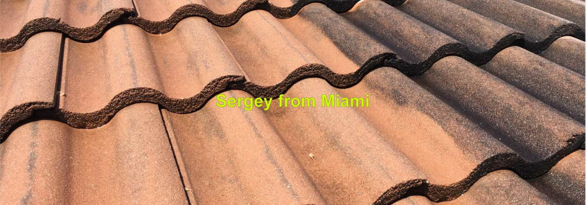 Pressure washing and pressure cleaning in Palm Beach county, Florida